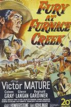 Fury at Furnace Creek 1948 DVD - Victor Mature / Coleen Gray